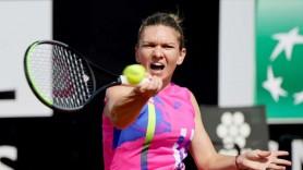 Veste bună pentru fanii tenisului. Simona Halep s-a calificat în semifinalele turneului de la Roma